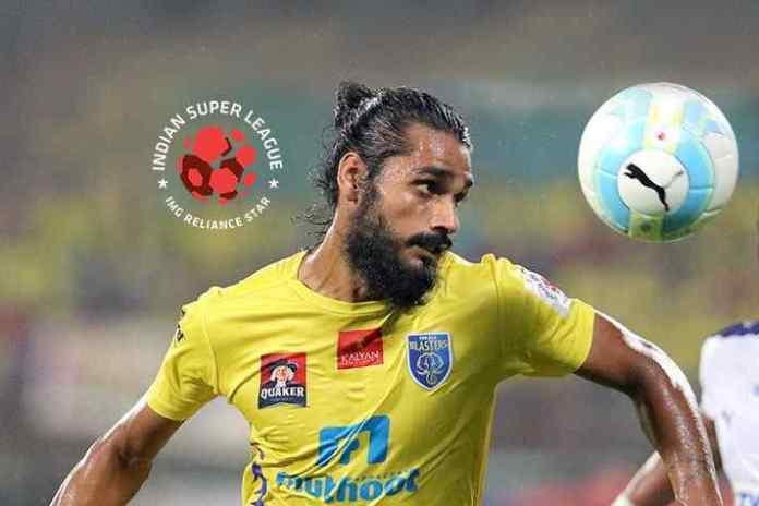 Kerala Blasters skipper Sandesh Jhingan refuse Rs 5 crore offer