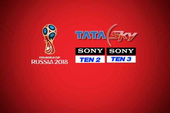 FIFA World Cup 2018: Tata Sky's free content offer for subscribers - InsideSport