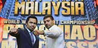 Manny Pacquiao: Pro Boxing: Havas Sports to market 'FIGHT OF CHAMPIONS' - InsideSport