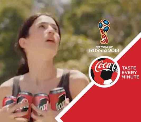 Coca-Cola unveils multi-million dollar FIFA World Cup 2018 campaign - InsideSport