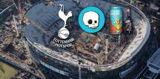 Tottenham Hotspur does first, weaves partnership for brewery in stadium - InsideSport