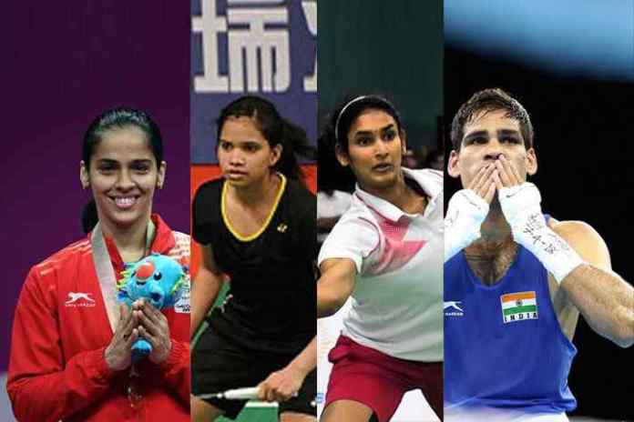 Telangana CM announces cash incentives for CWG medallists from the state - InsideSport