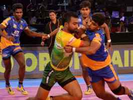 Monu Goyat: The most expensive player at Vivo Pro Kabaddi player auction fro season 6 - InsideSport