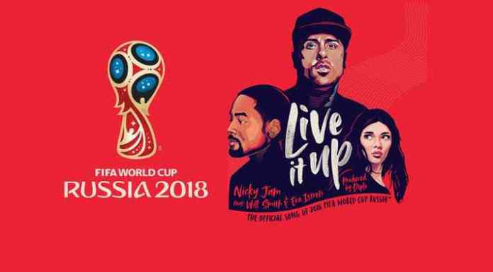 FIFA World Cup 2018 Russia Official Song - InsideSport