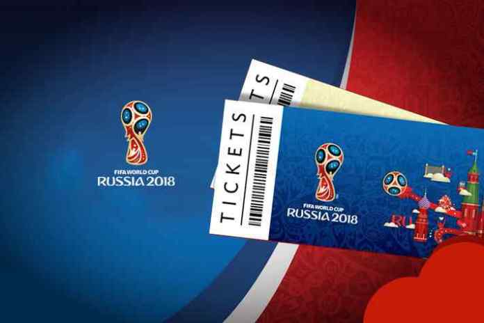 FIFA World Cup 2018 Russia Ticket sales - InsideSport