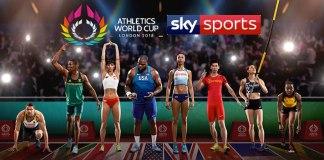 Athletics World Cup 2018 - InsideSport