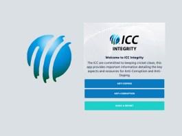 ICC Integrity App - InsideSport