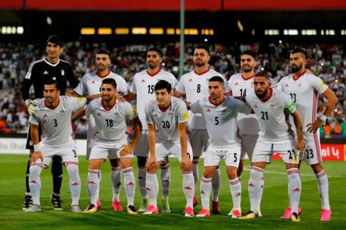 Iran National Football Team - InsideSport