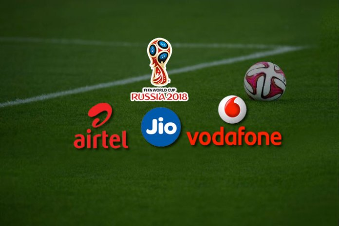 Airtel, Jio set to spar over FIFA World Cup 2018 after their IPL battle - InsideSport
