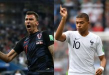 France vs Croatia - InsideSport