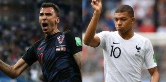 France vs Croatia - InsideSport