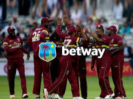 Betway forays into cricket sponsorship, signs deal with Cricket West Indies