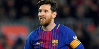Lionel Messi - InsideSport