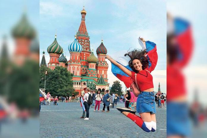 FIFA World Cup 2018 in Russia - InsideSport