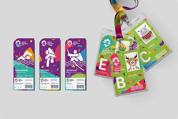 Jakarta Asian Games 2018  - Asian Games Ticket 2018