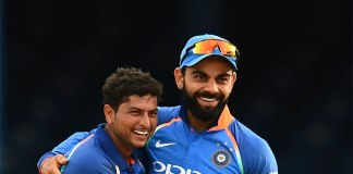 We might be tempted to play Kuldeep, Chahal in Tests too: Kohli