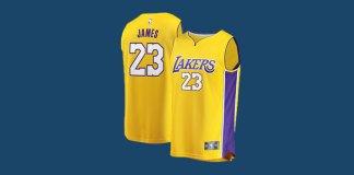 LeBron James LA Lakers Jersey - InsideSport