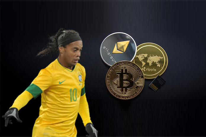 Image result for Ronaldinho Soccer Coin images