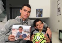 Cristiano Ronaldo,Ronaldo Blood Donation,Cristiano Ronaldo,Ronaldo with CR 7 & seven charities,ronaldo promote blood donation in italy