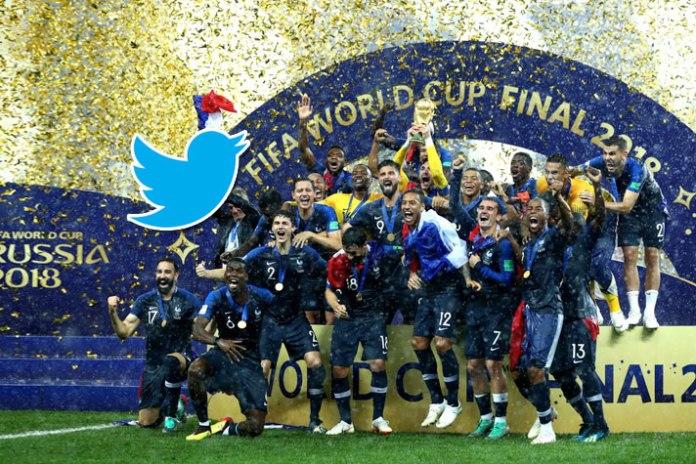 kylian Mbappe,Twitter impressions fifa world cup 2018,world cup 2018,fifa world cup 2018,Mbappe's goal most tweeted