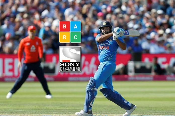 BARC ratings, india england t20 international series, India England T20, Sony Pictures Network, fifa world cup