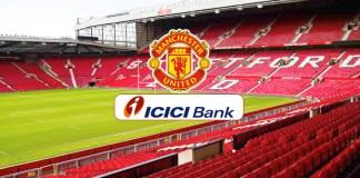 Manchester United FC News,Manchester United ICICI bank news,ICICI bank Man Utd deal,manchester united Premier League,Man Utd Business News