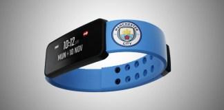 manchester city news,manchester city smartband Fantom,manchester city Turnpike Group,man city wristband, Premier League Manchester City wristband