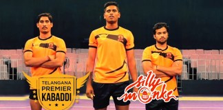 PKL 2018, TPKL chintala sports, TPKL, Sillymonks entertainment, Telangana Premier Kabaddi League Chintala Sport, Telangana Premier Pro Kabaddi League, pro kabaddi league 2018 teams news