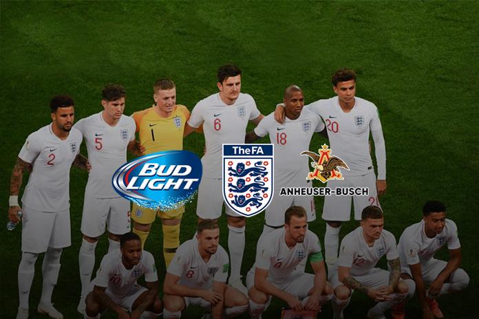 Bud Light, Football Association, ab inbev FA, football association (FA) sponsor, FA beer partner, Football Association