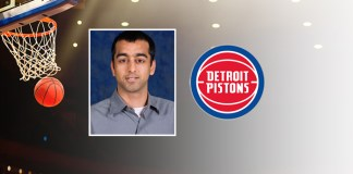 detroit pistons manager, detroit pistons, detroit pistons nba, Sachin Gupta detroit pistons, detroit pistons news