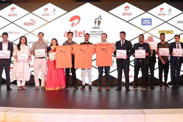 delhi half marathon, airtel star sports, airtel delhi half marathon 2018, delhi half marathon 2018 registration, airtel delhi half marathon registration
