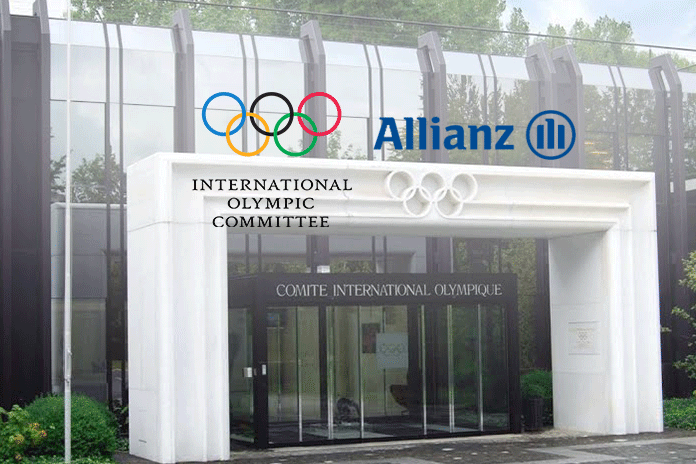 Allianz IOC TOP sponsor,IOC TOP Sponsors,john hancock,ioc Sponsorship,allianz sign Deal with IOC