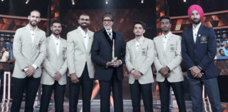 Amitabh Bachchan Hockey,Odisha Hockey men's World Cup 2018,indian hockey team on kbc,indian hockey team on kbc,indian hockey team,hockey men's world cup 2018