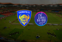 Chennaiyin FC TheSmallBigIdea,isl season 5 digital marketing mandate,afc cup Chennaiyin FC,Indian Super League winners and reigning champions,chennaiyin fc digital marketing mandate TheSmallBigIdea