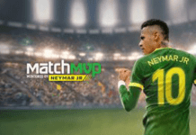 Neymar Jr launches own football mobile video game Match MVP Neymer Jr