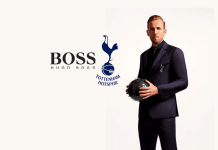 tottenham hotspur hugo boss partnership,tottenham hotspur official formalwear,Premier League club Tottenham Hotspur,hugo boss partnership with Hugo Boss,Tottenham Hotspur partnerships