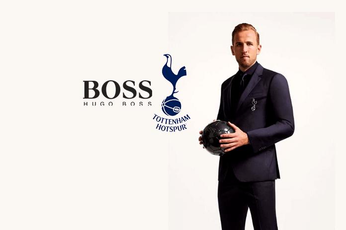 tottenham hotspur hugo boss partnership,tottenham hotspur official formalwear,Premier League club Tottenham Hotspur,hugo boss partnership with Hugo Boss,Tottenham Hotspur partnerships