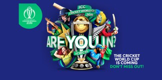 World Cup 2019,ICC World Cup 2019,icc World Cup 2019 Tickets,icc World Cup 2019 Ticket sales,ICC World Cup 2019 Official Ticketing Website