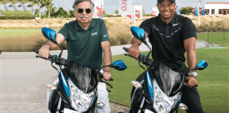 Hero MotoCorp sponsorship deal,Hero MotoCorp Sponsorships,Tiger Woods title sponsor,Hero World Challenge golf,2018 Hero World Challenge