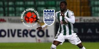 Mumbai City FC signs Arnold Nkufo Issoko