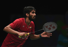 Kidambi Srikanth lost China Open BWF World Tour Super 1000,China Open BWF World Tour Super 1000,world champion Kento Momota,India's Kidambi Srikanth loses game,loses quarterfinals India's Kidambi Srikanth