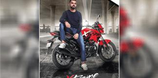 virat kohli hero motocorp Brand Ambassador,Hero motocorp Brand Ambassador Kohli,virat kohli Records,xtreme 200r Brand Ambassador Virat,hero xtreme 200r with Virat Kohli