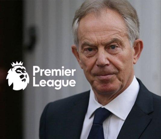 Former UK PM Tony Blair