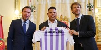 Brazilian football legend Ronaldo,football legend Ronaldo Nazario,LaLiga club Real Valladolid,Ronaldo stakes news,Ronaldo Nazario latest news