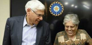 Vinod Rai and Diana Edulji,COA Vinod Rai,Coa BCCI elections,Board of Control for Cricket in India,BCCI State associations
