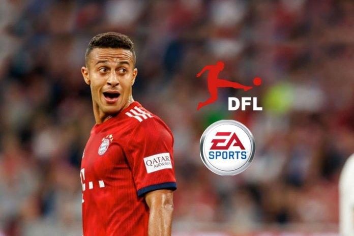 bundesliga fifa esports league,ea sports DFL Partnership,Bundesliga player of the month award,fifa esports league,bundesliga fifa esports