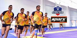 Haryana Steelers Sparx sponsorship,Haryana Steelers footwear partners,Pro Kabaddi League,Haryana Steelers sponsorships,JSW Sports Pro Kabaddi league Haryana Steelers