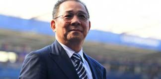 king power stadium,Leicester city owner,leicester city,Vichai Srivaddhanaprabha,Leicester City chairman Vichai Srivaddhanaprabha