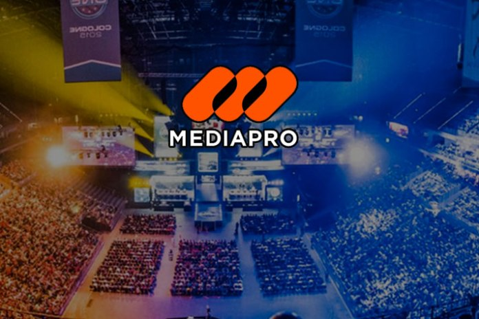 Spanish broadcast and multimedia,Mediapro,OTT streaming service,esports OTT streaming service,Amazon owned Twitch