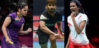 PBL Auction Update,Saina Nehwal Premier Badminton League 2018,PV Sindu Premier Badminton League 2018,Kidambi Srikanth Premier Badminton League 2018,Premier Badminton League 2018